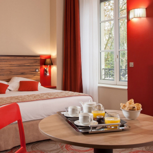 Quality Suites Lyon Confluence © David Grimbert