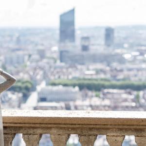 Panorama depuis Fourvière © Shutterstock_670651603 / Helen Ross