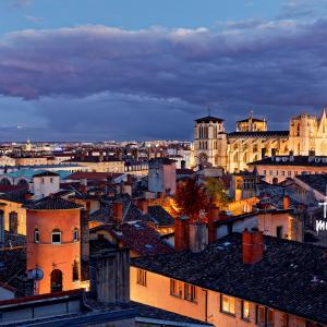 Lyon, tu nous as manqué ! © Lionel Caracci