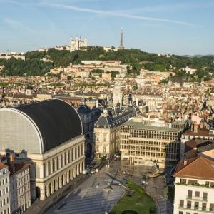 Vue panoramique © Frédéric Lacrabère