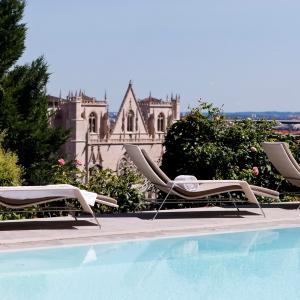La Villa Florentine © F Aubonnet