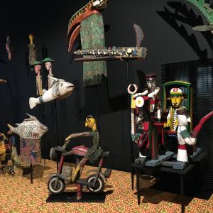 Une Afrique en couleurs - Exposition au Musée des Confluences © IF