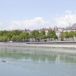View over Lyon's Opera © Brice Robert