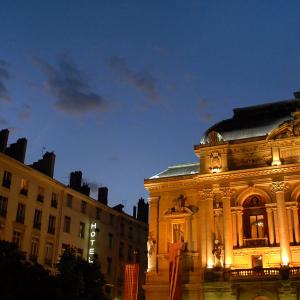 Célestins Theatre © Christian Ganet