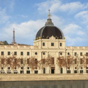 Grand Hôtel Dieu - Eric Cuvillier