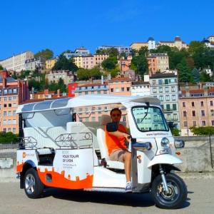 Lyon Tuk Tour