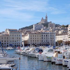 Marseilles © Pixabay / Dezalb 3716867